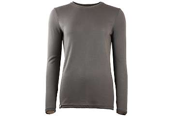 Woman long sleeves base layer Altai (100% merino)