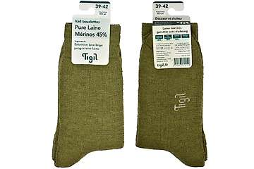 Socks Kell thermal (45% merino)