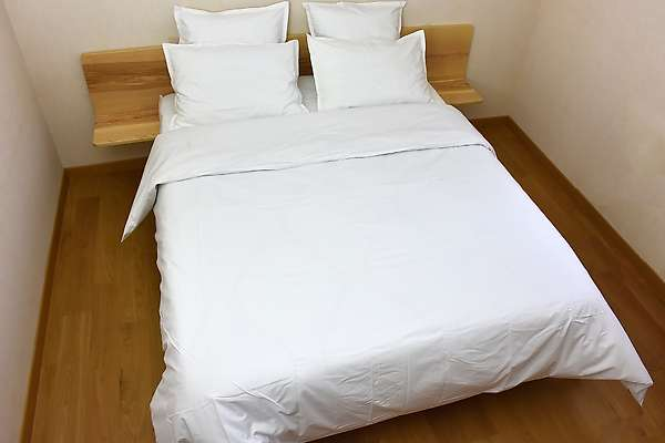 Duvet cover 100% organic cotton percale 1 / 4