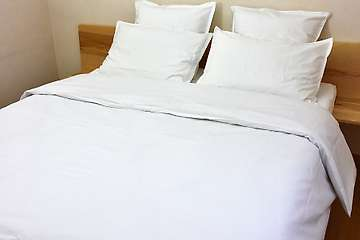 Duvet cover 100% organic cotton percale